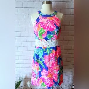 Lilly Pulitzer shift dress. Size 2. Never worn.
